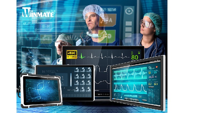 Future Proofing Healthcare IoT with Winmate's Technologies
