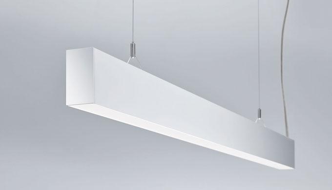 • Linea luce con uscita diretta e indiretta della luce • La tecnologia a riflettori che incrementa l...