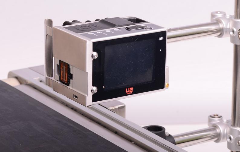 Codeur U2-PRO pour marquage jet d'encre sur métal