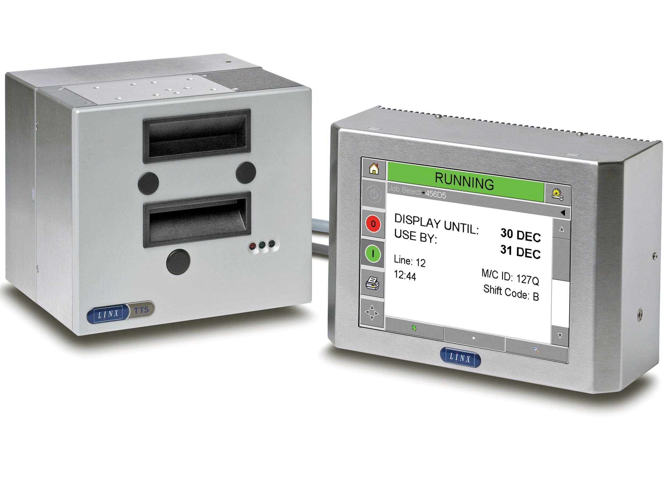 Printer thermal transfer: LINX TT10