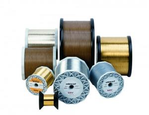 All typ av gnisttråd och ligger i framkant med utveckling av nya trådtyper.