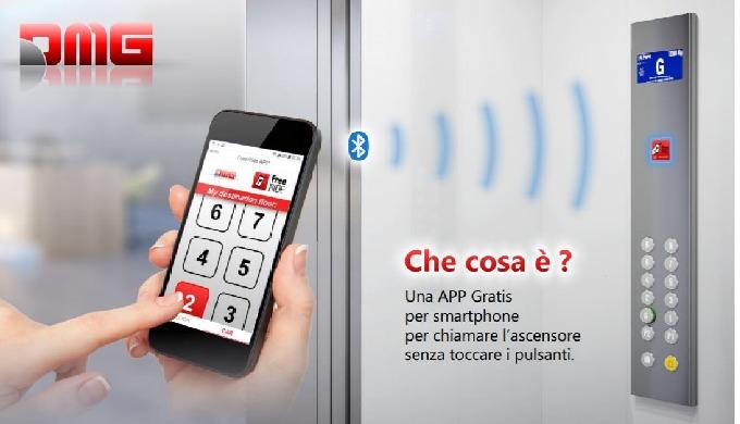 Le soluzioni TouchLESS DMG - FreeRIDE app