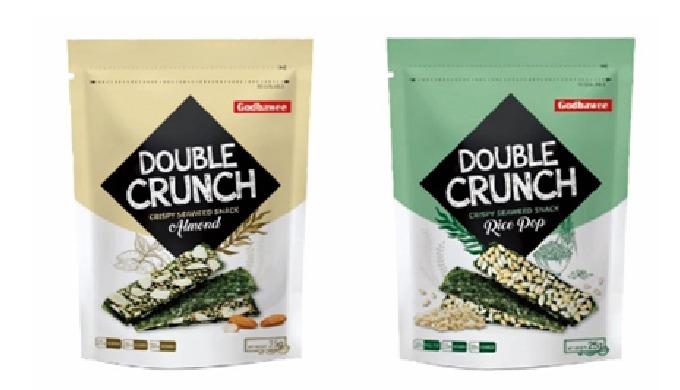2-2) Double Crunch Seaweed Snack | seaweed healthy snack