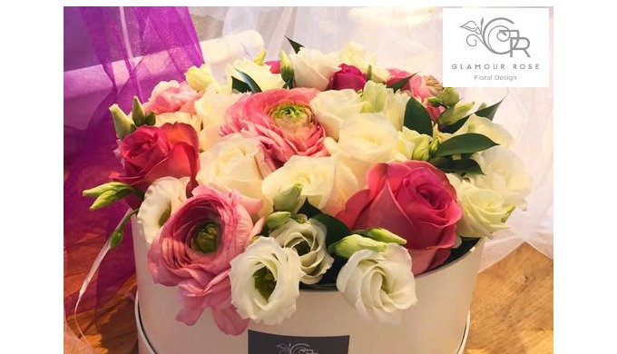 Glamour Rose is a provider of floral arrangements, bouquets, boxes & bags, centerpieces, infinity ro...