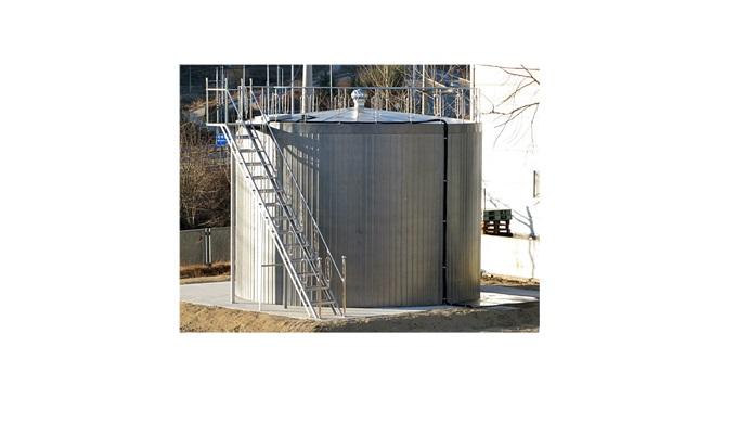 BOKJU : Water Tank