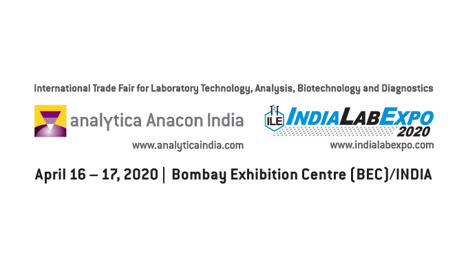Media Partners for Analytica Anacon India & India Lab Expo (2020)
