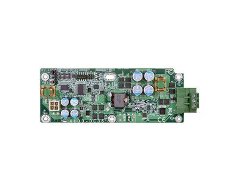 X103-DC36 | Riser Cards | Peripherals | DFI