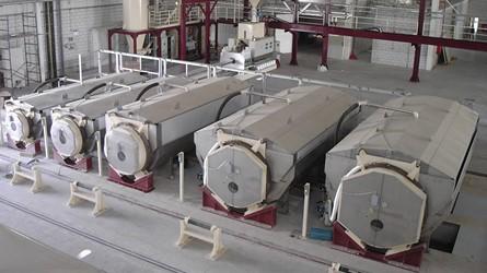 Amijack GRP rørpressingsrør er sentrifugalstøpte rør av polyester, glassfiber og kvartssand. Råmater...