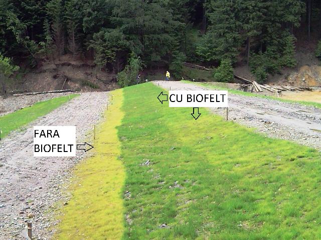 BIOFELT - GEOTEXTIL BIODEGRADABIL