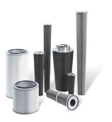 Filtrační jednotky pro odstranění prachových částic i v provedení ATEX Filtry na odstranění mechanic...