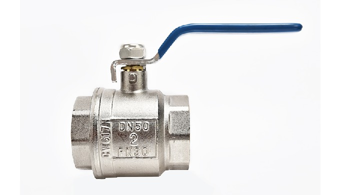 112 Ball Valves FF 2