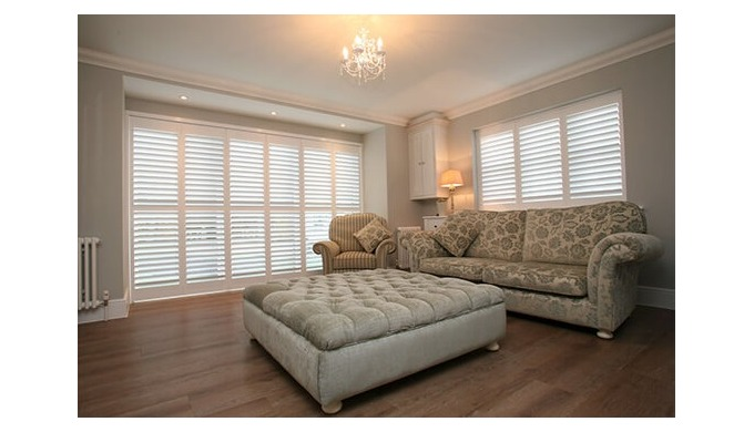 Something as simple as a well picked shutter can transform and enhance any living space. We offer a ...