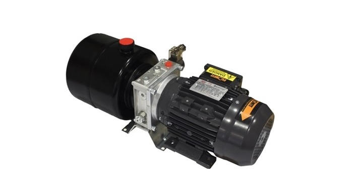 Hydraulic AC Power Units
