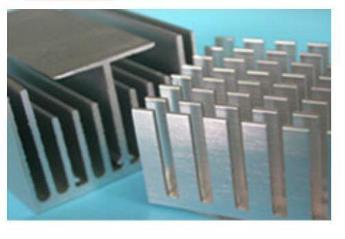 SEEM-SEMRAC vous présente les dissipateurs de chaleur qui augmente les échanges thermiques entre les...
