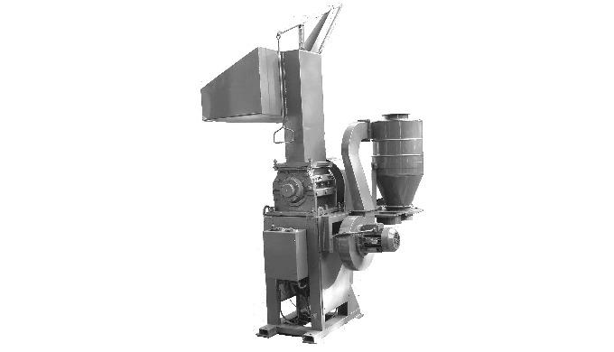 Измельчитель дробилка шредер Корсар для лек-тех сырья, веток, кореньев, чая, костной муки, сухарей