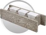 Dřevocementové stavební tvárnice s tepelnou izolací IZOBLOK