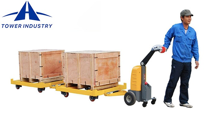 ETM-100 Electric Trailer Dolly