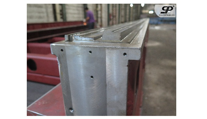 OEM metal guide rail for big size machine 1. Materials--Processing various aluminum materials and av...