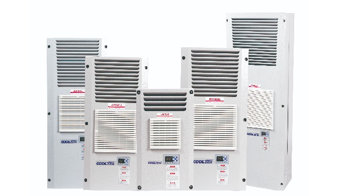 WPA-Series ( Panel Air Conditioner ) l Strong cool air with high efficiency