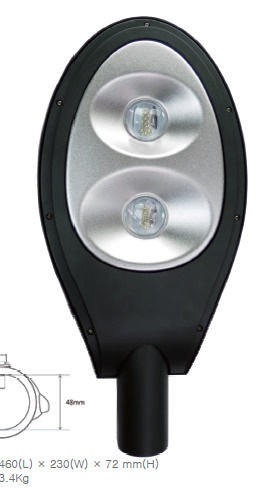 LED Security Light  60W / 80W