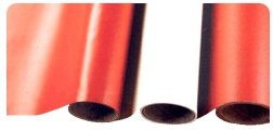 eceellent release property under high temperature The surface which is coated with silicone rubber h...