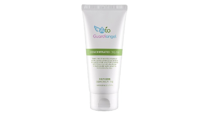 * Atoguardiangel Concentrated Cream is safe for everyday use on babies, kids and adult's delicate sk...