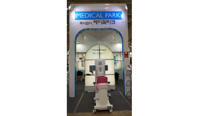 Medical Park will change the world market with 3D automatic breast ultrasound system