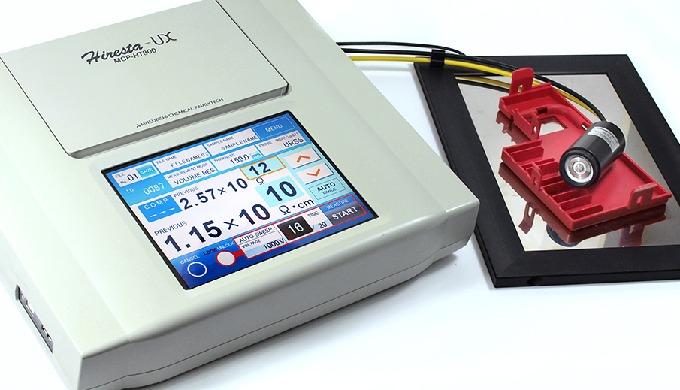 Spezifische Widerstände schnell und akkurat messen mit den Leitfähigkeitsmessgeräten von Mitsubishi Chemical Analytech