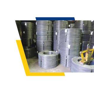 CLISSON METAL vous propose des fils tréfilés ou laminé à chaud et se présente sous forme de bobine. ...