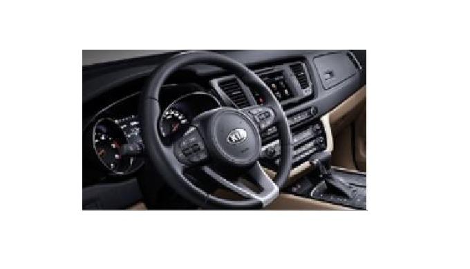 Steering wheel_Model for Kia Carnival