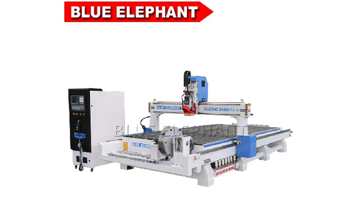 Features: ●With linear tool changer equipped with eight tools, it can realize automatic tool change ...