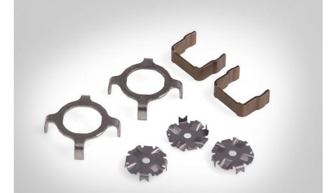 FORTELL - přesné ocelové i neželezné výlisky