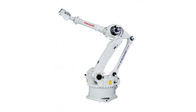 Die Schwerlastroboter der Z Serie wurden mithilfe Kawasakis fortschrittlicher Technologie und umfang...