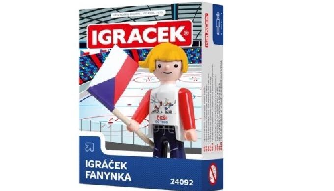 Legendary character IGRÁČEK