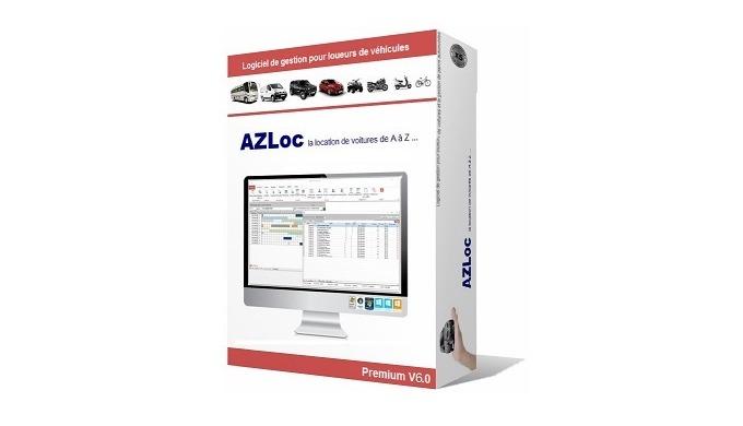 Gérer l'ensemble de votre activité AZLoc Premium facilite la gestion d'un parc automobile en locatio...