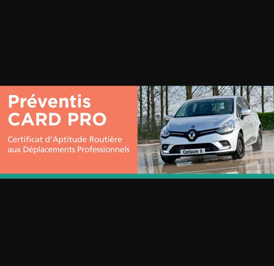 Formation Préventis CARD-PRO Centaure