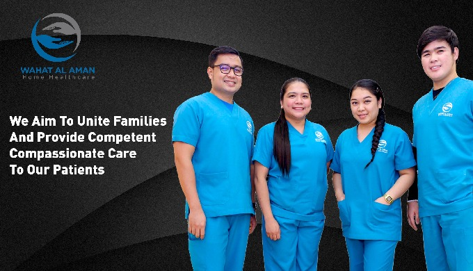 Wahat Al Aman offers a range of home care services for patients who require help at their homes. We ...