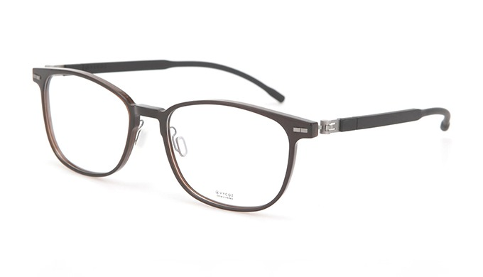INCLINE T is designed for ultra comfortable fit with unique rubber temples. The special rubber mater...