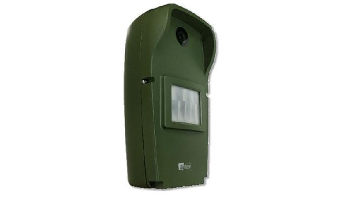 Perimeter inbraakdetectiesysteem met behulp van thermische beeldsensor (MV300 pro)