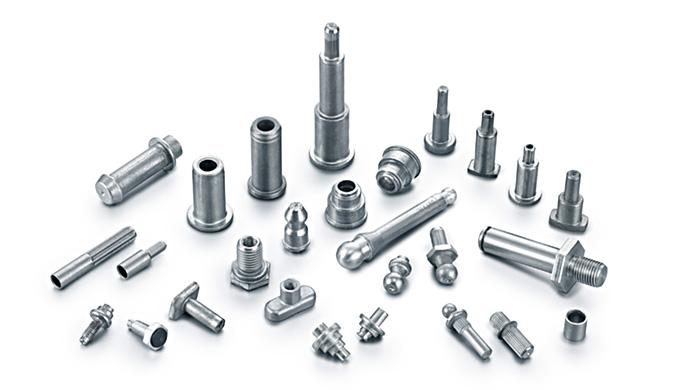 HEICO-FORM Produktübersicht Kaltfließpressteile In unserer Produktion verarbeiten wir Draht (Stahl, ...