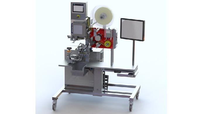 Mit dem WILUX System PLS32xx RU, auf Wunsch ausgestattet mit einem Druckwerk wie WILUX Heissprägesys...