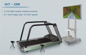 Treadmill Gait system