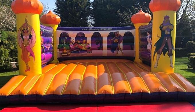 Incredible selection of bouncy castles for hire! Operating in Bexley, Orpington, Croydon, Beckenham,...
