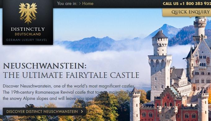 Ihre individuelle Reise zu den schönsten Sehenswürdigkeiten in Deutschland.