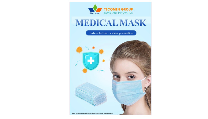 - Our product has wide range of use: on street, at public places, at workplace and in hospitals; - O...