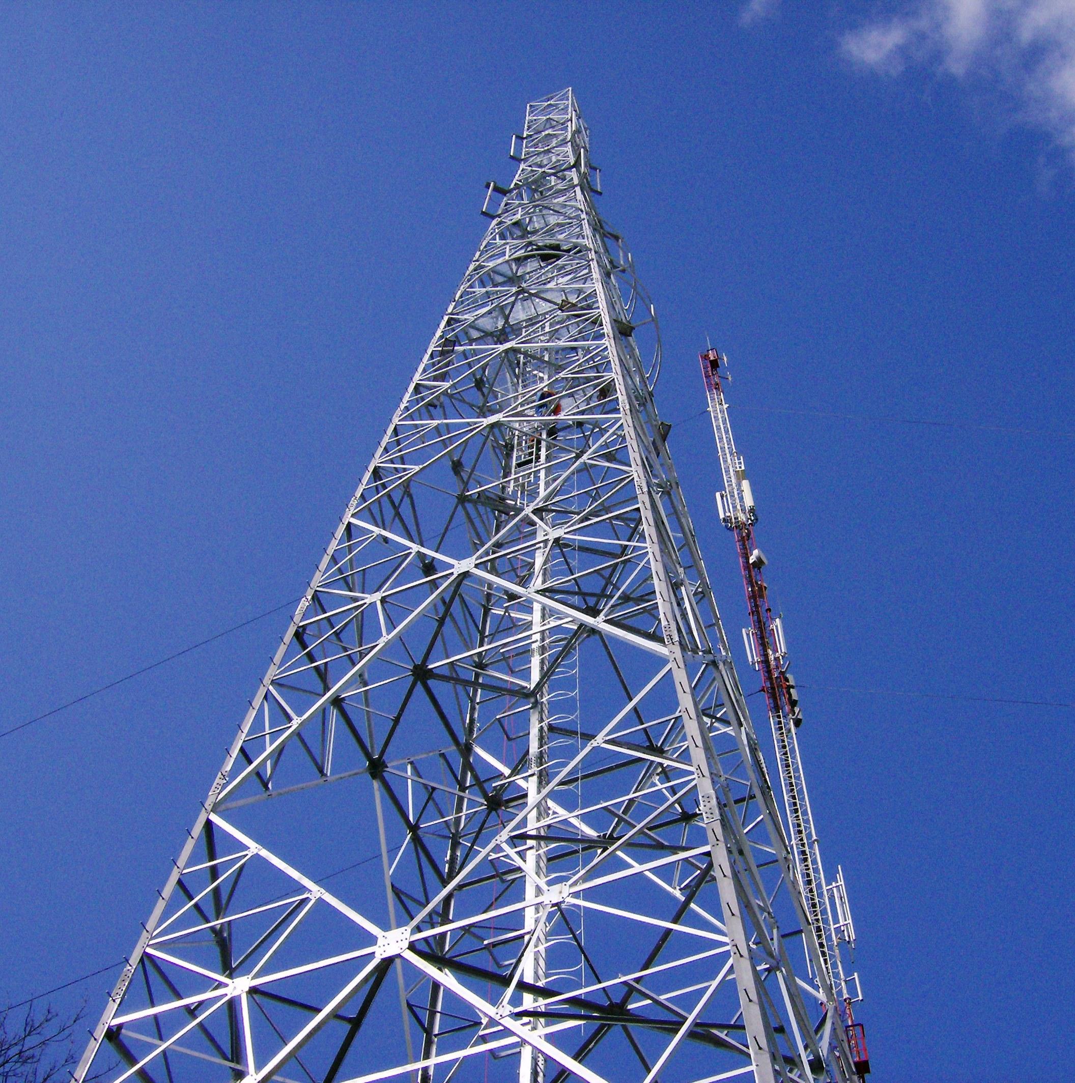 Konstrukcje stalowe wież