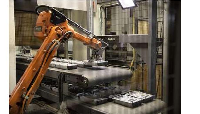 I bearbejdningsafdelingen råder vi over en moderne maskinpark, hvor vi kan tilbyde dig alt inden for...