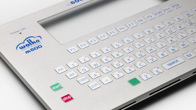 Slidstærke tastaturer til steder med risiko for vandalisme og anden form for ekstrem behandling Desi...