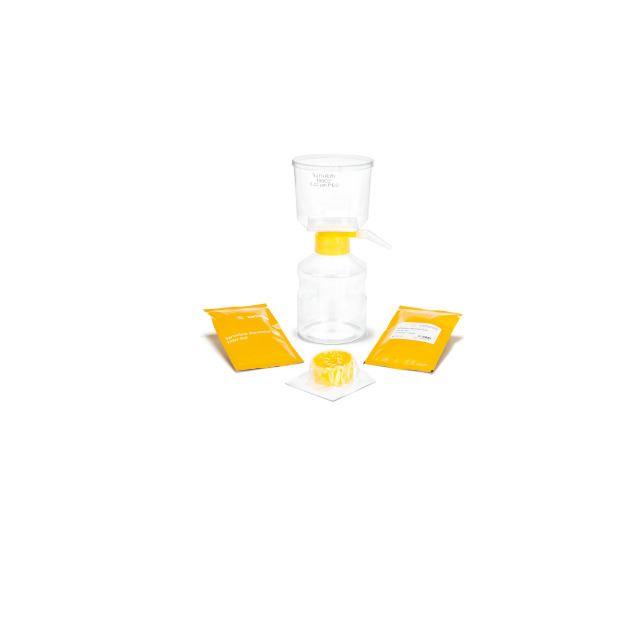 Sartoclear Dynamics® Lab V, 500 ml, 20 g est l'un des kits de filtration Sartoclear Dynamics® Lab. S...
