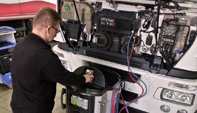 Serwis, naprawa i modernizacje samochodów specjalistycznych